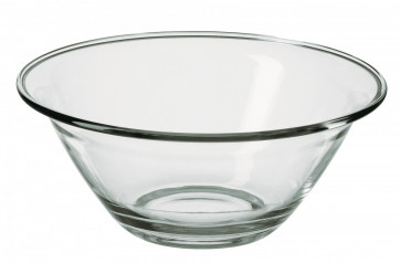 Glasskål 22cm Chef