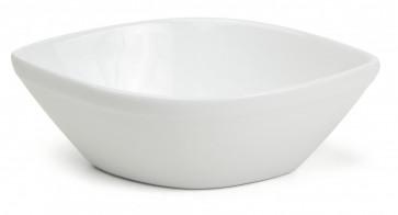 Skål hög 12x8cm, vit