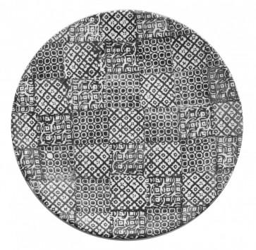 Tallrik Minerva Ø27,5cm, svart
