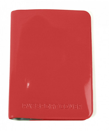 Passfodral, röd