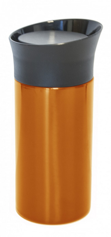 Bilmugg rak liten, orange