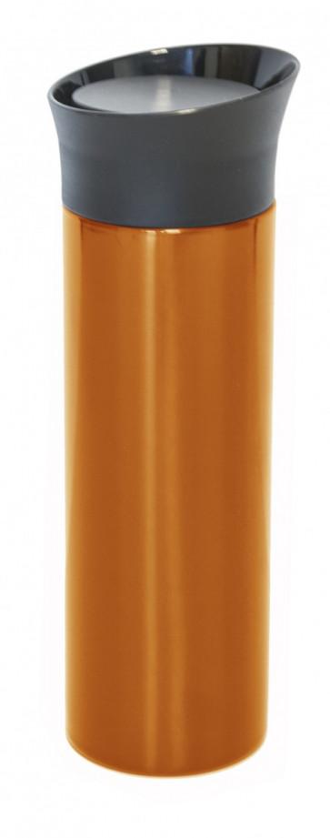 Bilmugg rak stor, orange