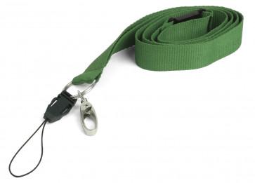 Nyckelband, grön