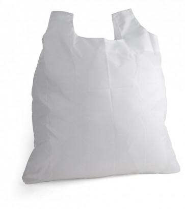 Kasse med fodral, vit