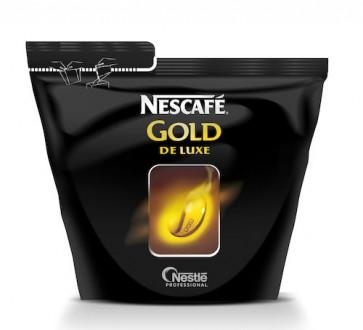 Nescafé Gold de Luxe Automat 12 x 250 gram.