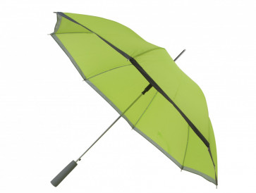 Paraply m EVA handtag, fluorec
