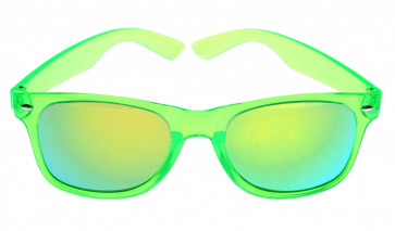 Solglasögon, lime