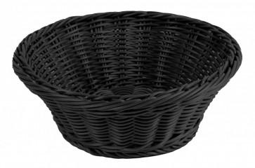 Brödkorg Ø 23cm, svart
