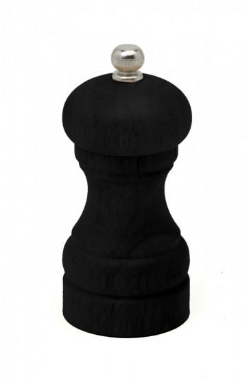 Peppar& Saltkvarn 11cm, svart