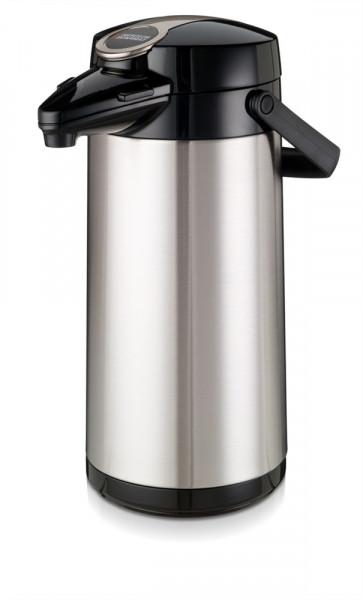 Bonamat pumptermos 2,2 liter Stålkärna
