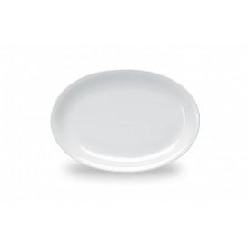Tallrik oval Herkules 32x23cm