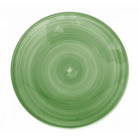 Tallrik Ceres Ø22cm, grön