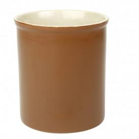 Dressingkrus 1,9L brun/beige