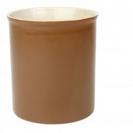 Dressingkrus 2,7L brun/beige