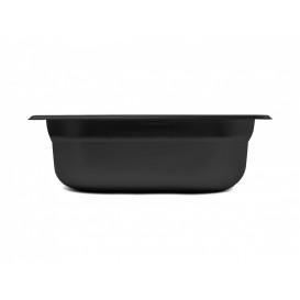 GN kantin 1/2-100, svart