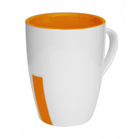Mugg Rand, orange