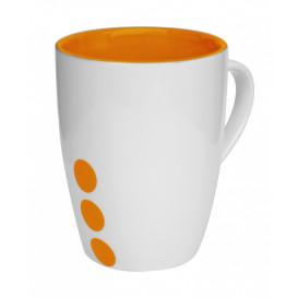 Mugg Prick, orange