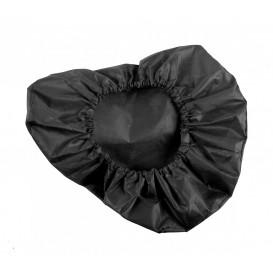 Sadelskydd, svart