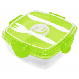 Lunch box, lime