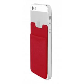 Mobile pouch, röd