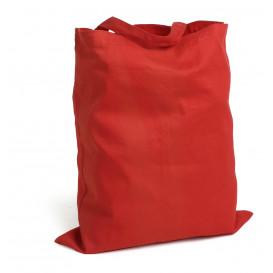 Bomullskasse 110g, röd
