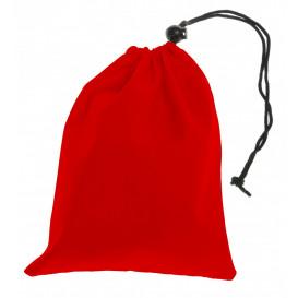 Tygpåse, röd