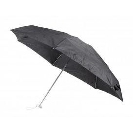 Miniparaply i fodral, svart