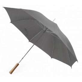 Paraply stormsäkert, grå