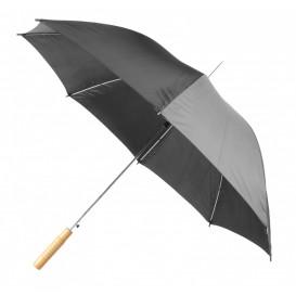 Paraply automatiskt, svart