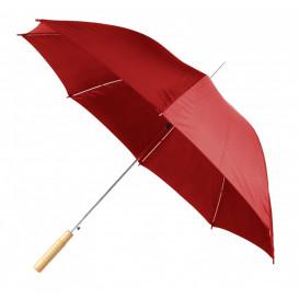 Paraply automatiskt, röd