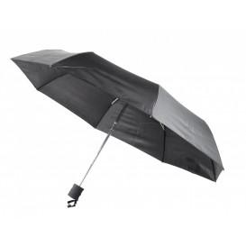 Miniparaply automatiskt, svart