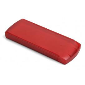 Plåsterkit, röd