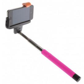 Selfie stick, cerise