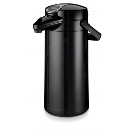 Bonamat pumptermos 2,2 liter SV Glaskärna