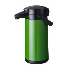 Bonamat pumptermos 2,2 liter Grön Metallic