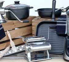 Köks- och restaurangprodukter